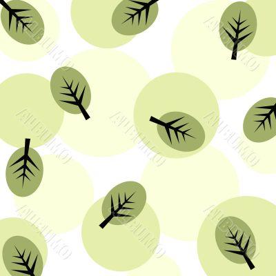 Funky leaves