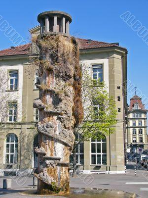 Fountain of Meret Oppenheimer