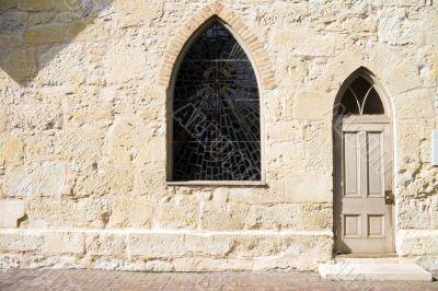 Window and door (horizontal)