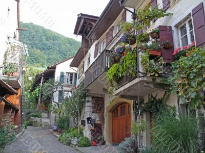 Swiss Village near Biel