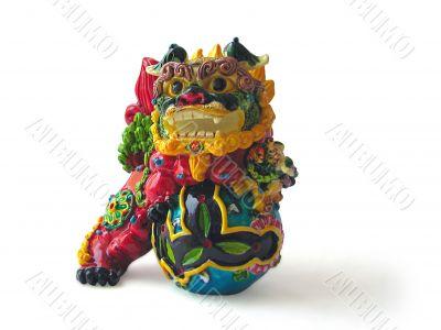 Oriental Lion 02