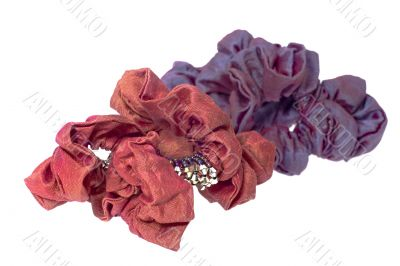 Women hair ribbons