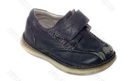 Used child shoe