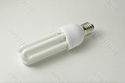 Photo of the low-energy lamp