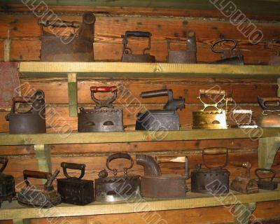 Steam irons