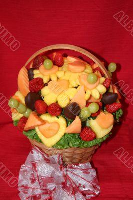 Fresh Fruit Basket 1