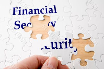 Financial Security Puzzle