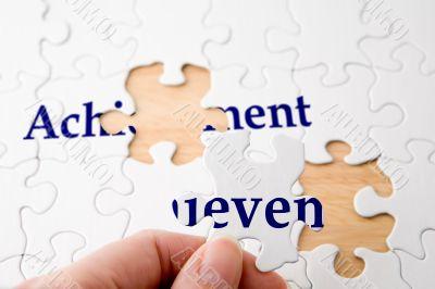 Achievement Puzzle