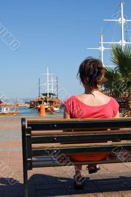 observing ships