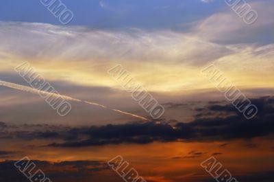 sky - dusk