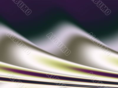 Wavey Effect Abstract Background