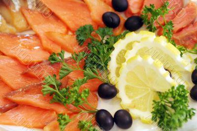 appetizer fish