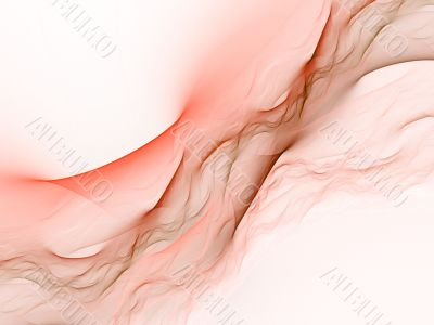 Textured Ref Flows Abstract Background