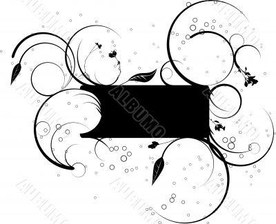 spiral banner