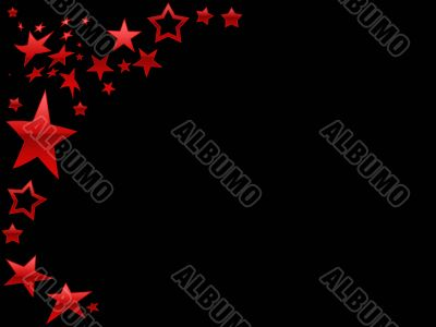 Red Star page background