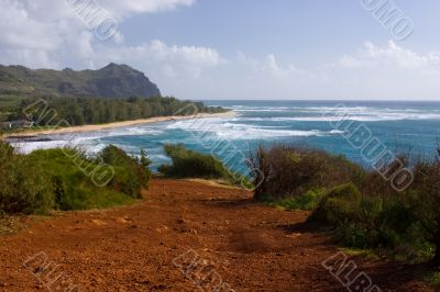 Kauai ocean view