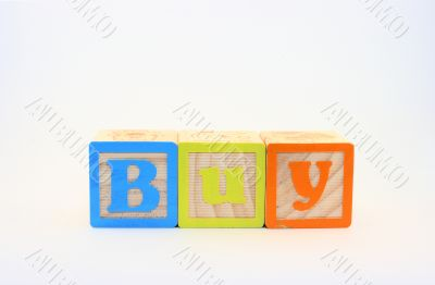 Block Words - buy