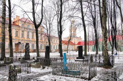 Alexandro-Nevskaya monastery