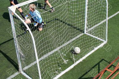 missed goal