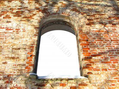 arc window background frame 03