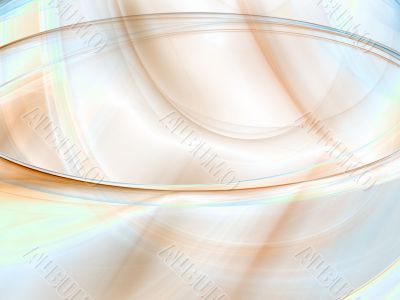 Thread and Ribbon Blends Abstract Background