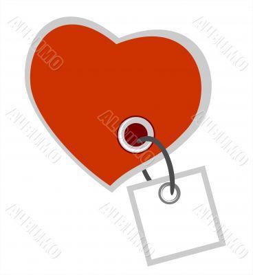 selling heart