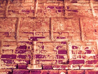 grunge brick wall background texture