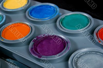 theater paint for people