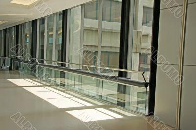 Modern walkway