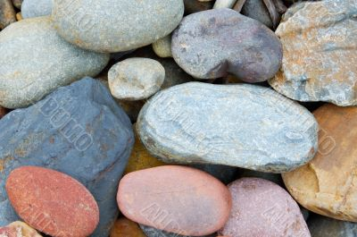 Beautiful stones to wallpaper