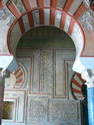 Arch arabian style