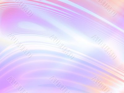 Brightly Pastel Abstract Background