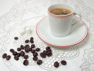 Coffee moment