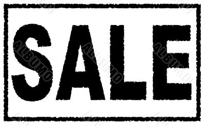 card-stamp of sale