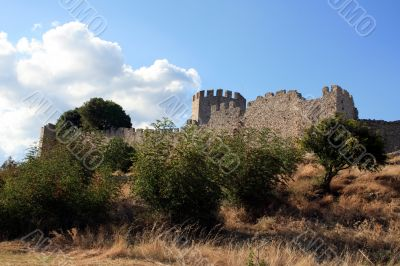 Venecian Fortress in Greece