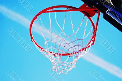 Jet Set Basketball Net