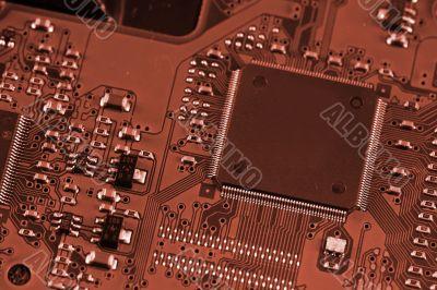 Electronic circuit board
