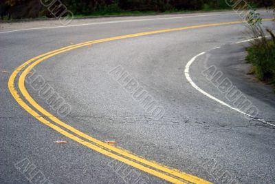 Double Yellow Curve