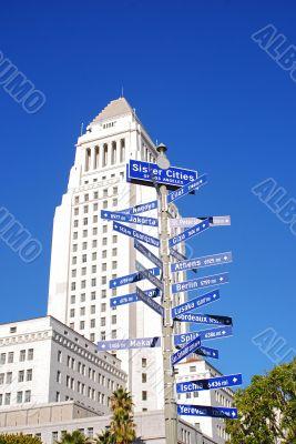 Los Angeles Sister Cities
