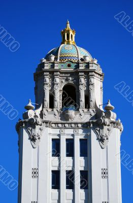 Beverly Hills City Hall Architecture