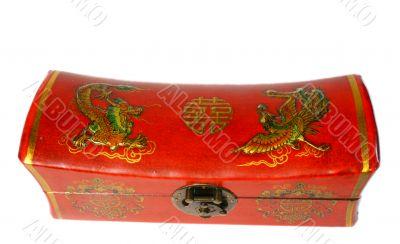 Old oriental treasure