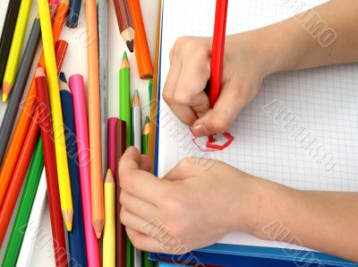Educational pencils
