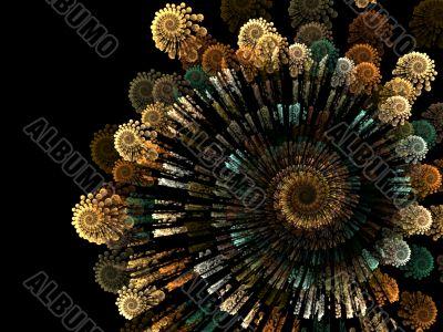 Multiple Layered Spirals