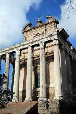 Basilica di Massenzio 2