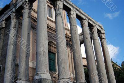 Basilica di Massenzio 1