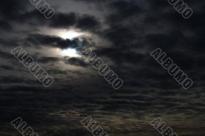 dark clouds texture