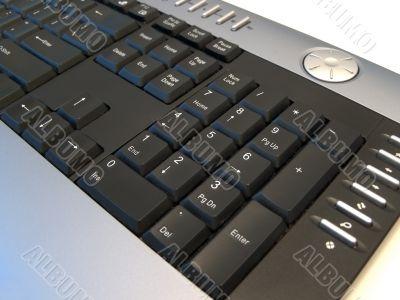 keyboard part