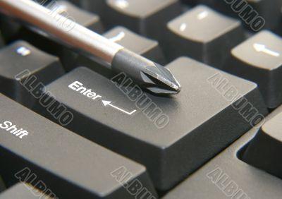 Repair of computers.