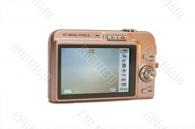 Digital camera, Fotoapparat