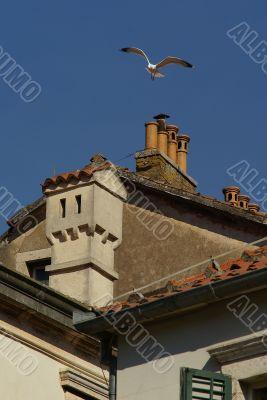 mediterranean roofs